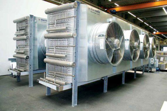 Blast Freezer on ilmanjäähdytin, jota käytetään pikajäädyttämään tuotteita kuten marjoja, leivonnaisia tms.